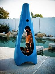 Modern Outdoor Gas Fireplace by Jetson Green Steel Outdoor Fireplace By Modfire