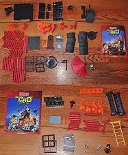 siege fisher price fisher p9046 fisher trio siege tower ebay