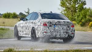 prototype drive 2018 bmw m5 2018 bmw m5 extensive details released during private preview
