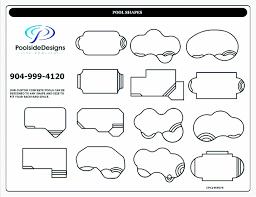 poolside designs inc pool shapes freeform pools pool designs