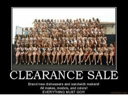 Memes Makers - clearance sale brand new dishwasers and sandwich makers all makes