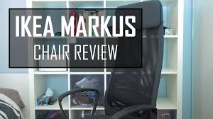 Ikea Gaming Chair Ikea Markus Chair Review Best Budget Chair Youtube