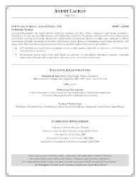 Slp Resume Examples Sample Resume Teacher