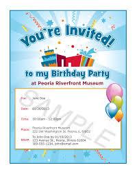 birthday invitation template stephenanunocom resume format for cook