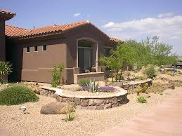 Desert Backyard Landscape Ideas Desert Backyard Design Bathroom Storage Mirrors