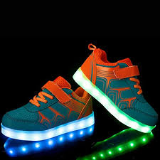 boys size 3 light up shoes dogeek boys grils light up trainers kids 7 colors unisex breathable