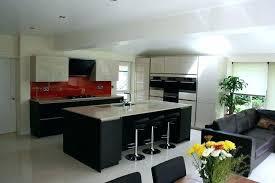 salon et cuisine aire ouverte deco salon cuisine ouverte decoration salon cuisine aire ouverte