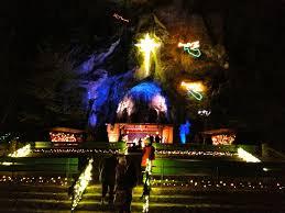 Light The Night Portland The Grotto U0027s Christmas Festival Of Lights Portland Travel Tips