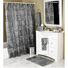 Matching Bathroom Accessories Sets Great Shower Curtains With Matching Accessories And Matching
