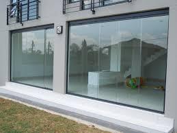 Frameless Patio Doors Frameless Folding Glass Doors I39 On Brilliant Home Design Your