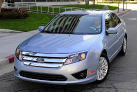 2011 Ford Fusion Interior 2011 Ford Fusion Hybrid Delivers 41 Mpg In City Driving New On