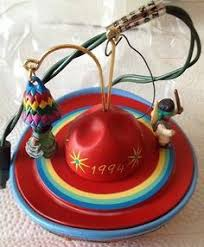 2000 hallmark keepsake ornament feliz navidad mexican