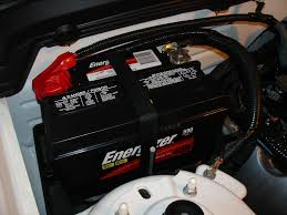 mustang battery gt cs replacement battery the mustang source ford mustang forums