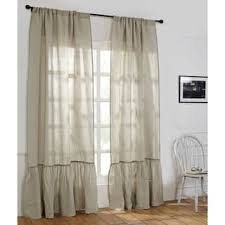 white rustic curtains u0026 drapes for less overstock com
