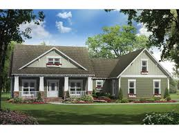 simmons arts and crafts home plan 077d 0178 house plans and more