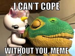 Meme Generator Dinosaur - i can t cope without my memes lance ulanoff medium
