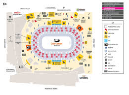 Maps Of Macomb County Michigan And Locals And Locations by Little Caesars Arena See Parking Maps Inside Concourse Maps
