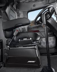 siege camion un siège pour camion par bose leblogauto com