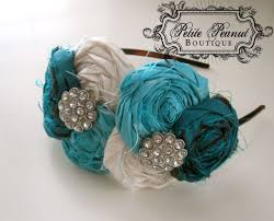 flowers for headbands diy fabric flowers fabric flower headband bow tie it