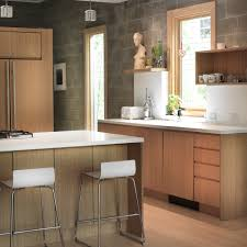 Dura Supreme Kitchen Cabinets by Sub Zero Refrigerator Family Room Traditional With Dura Supreme