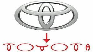 tahukah anda sejarah oval di logo toyota otomotif liputan6 com