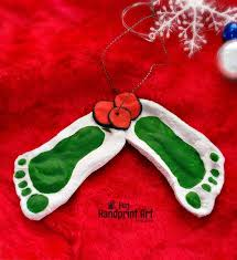 footprint ornament for rainforest islands ferry