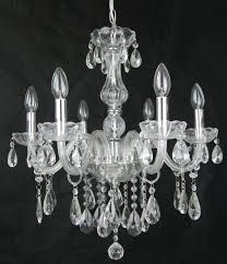 Chandelier Philippines Promotion Stock Selling Low Price 6 Lights Crystal Chandelier