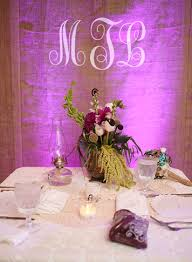 diy wedding backdrop names monogram lighting with free shipping nationwide for weddings and
