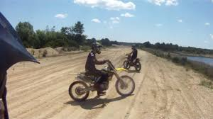 motocross biking dirt biking in south jersey youtube