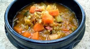 cuisiner des pois cass soupe de légumes aux pois cassés la tendresse en cuisine