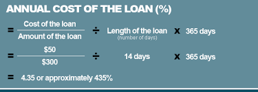loan formulas payday loan apr formula