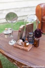 dã co vintage mariage une décoration de mariage style industriel et vintage mariage