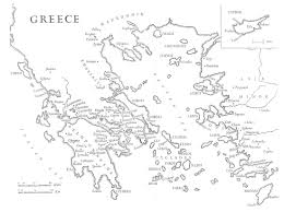 Map Of Greece And Turkey by Map Depicting The Location Of Elis On The Peloponnesus