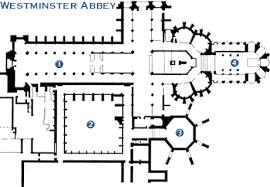 floor plan of westminster abbey westminster abbey london