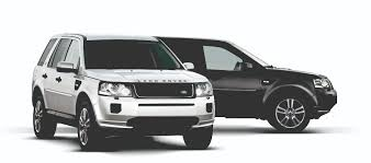 land rover white land rover reveals new freelander 2 black u0026 white edition