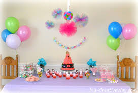 kids birthday party decoration ideas at home amazing kids birthday party decoration ideas at home images home