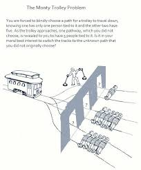 Memes Problem - monty trolley problem png