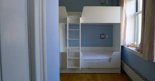 two floor bed bunk beds times two