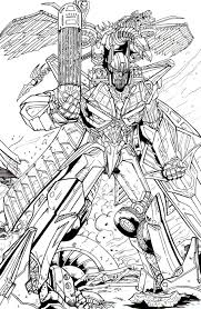 transformer coloring pages optimus prime frenzy from coloring
