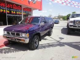 blue nissan truck 1995 royal blue metallic nissan hardbody truck xe v6 extended cab