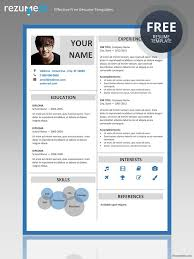 Free Colorful Resume Templates 126 Best Classic Resume Templates Images On Pinterest Free
