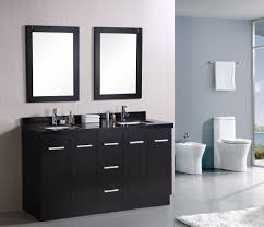 bathroom design ideas 2013 appealing bathroom ideas in blue and white with black color arafen