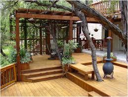 pergola ideas for small backyards backyards cool outstanding small backyard decks patios images