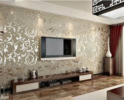 Tv Unit Design For Hall by Designer Living Room Wallpaper Tv Unit Wallpaper Manufacturer