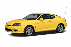 2005 hyundai tiburon new car test drive