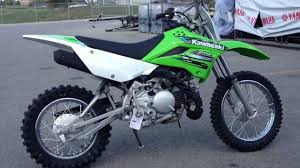 2013 kawasaki klx 110 in lime green at tommy u0027s motorsports youtube