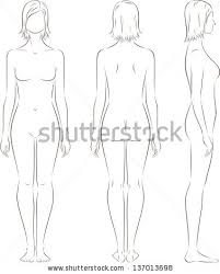 female body silhouette stock images royalty free images u0026 vectors