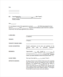 18 commercial lease templates free wisconsin sub lease