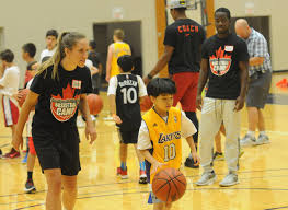 thanksgiving basketball camp gallery raptors star demar derozan hosts langley camp langley times