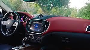 2015 Maserati Ghibli Interior 2016 Maserati Ghibli Interior Pictures Cargurus